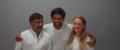 Vivek, Dev, Paige Henderson in Vellai Pookal Movie New Photos HD