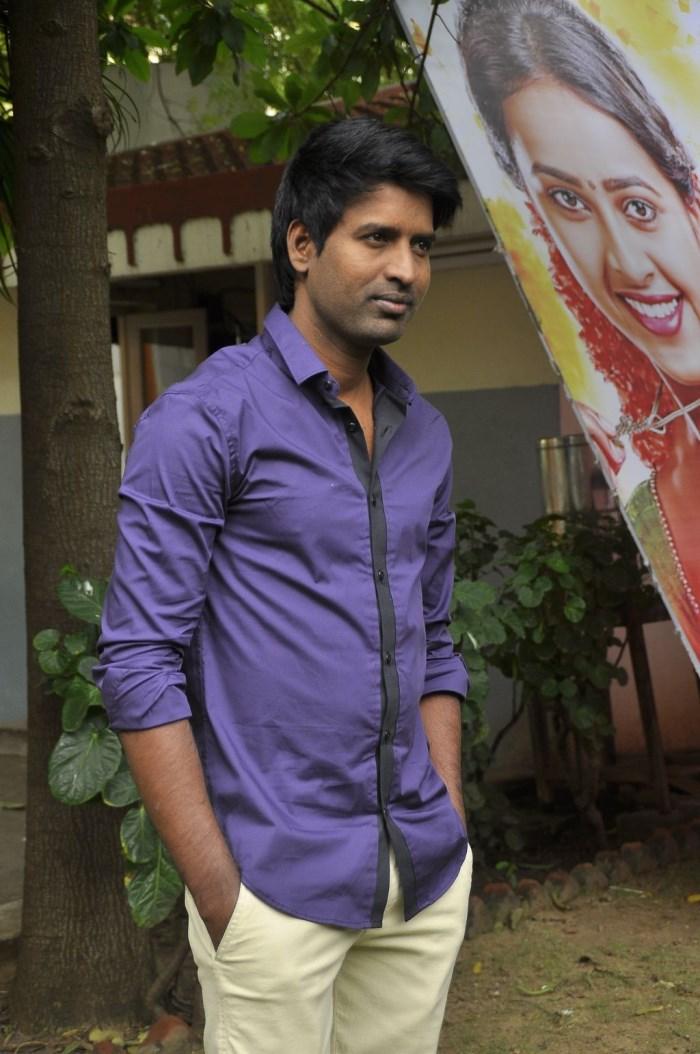 Actor Soori @ Vellaikaara Durai Movie Team Interview Photos