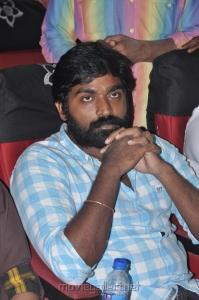 Vijay Sethupathi @ Velmurugan Borewell Audio Launch Stills