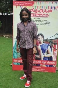 Snehan @ Velmurugan Borewells Movie Team Interview Photos