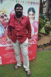 Ganja Karuppu @ Velmurugan Borewells Movie Team Interview Photos