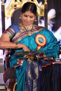 Singer Nithyasree Mahadevan @ Vel's Maha Utsav 2016 Photos