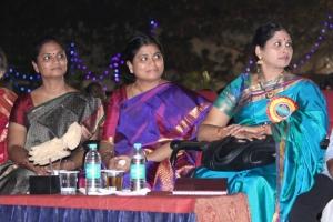 Nithyasree Mahadevan @ Vel's Maha Utsav 2016 Photos