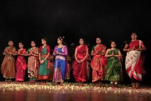 Velu Nachiyar Stage Play Photos