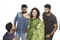 Maalavika Sundar, Arjai in Velvet Nagaram Movie Images