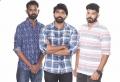 Ramesh Thilak, Arjai, Santhosh Krishna in Velvet Nagaram Movie Images