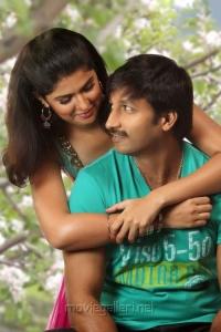 Deeksha Seth, Gopichand in Vengai Puli Movie Stills