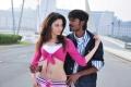 Tamanna Hot with Dhanush Vengai Movie Stills