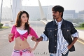 Tamanna Hot with Dhanush Vengai Movie Stills