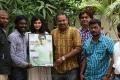Venkat Prabhu releases STR in Chennai Anthem Stills
