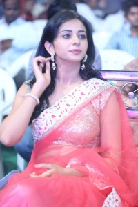 Rakul Preet Singh @ Venkatadri Express Movie Audio Launch Stills