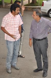 Anil Sunkara @ Venkatadri Express Movie Audio Launch Stills