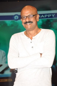 Ramana Gogula @ Venkatadri Express Movie Audio Launch Stills