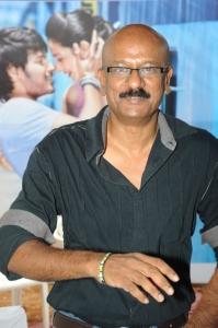Music Director Ramana Gogula @ Venkatadri Express Movie Press Meet Stills