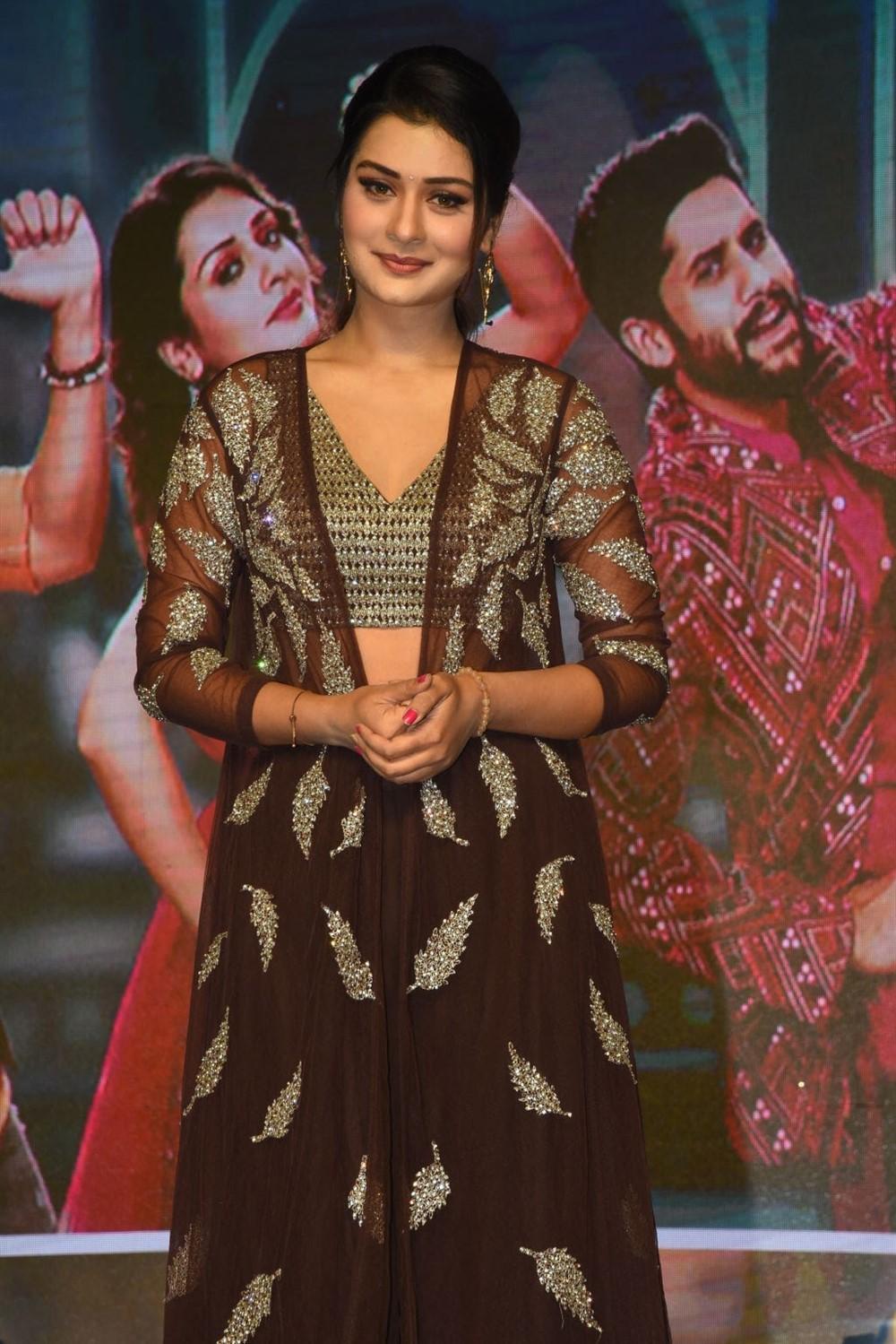 Payal Rajput @ Venky Mama Pre Release Event Stills