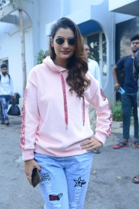 Payal Rajput @ Venky Mama Movie Success Celebration Stills