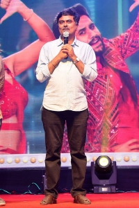 Director KS Ravindra @ Venky Mama Movie Vijayotsavam Guntur Photos