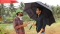KS Ravindra, Naga Chaitanya @ Venky Mama Movie Working Stills