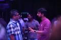 Raju Sundaram, KS Ravindra @ Venky Mama Movie Working Stills