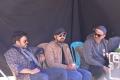 Venkatesh, KS Ravindra, D Suresh Babu @ Venky Mama Movie Working Stills