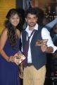 Monal Gajjar, Chaitanya @ Vennela 1 1/2 Audio Release Pictures