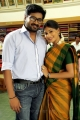 Mirchi Senthil, Vijayalakshm in Vennila Veedu Movie Photos