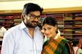 Mirchi Senthil, Vijayalakshmi in Vennila Veedu Movie Photos