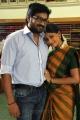 Mirchi Senthil, Vijayalakshmi in Vennila Veedu Movie Stills