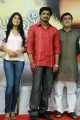 Mirchi Senthil, Vijayalakshmi @ Vennila Veedu Movie Press Meet Stills