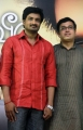 Actor Mirchi Senthil @ Vennila Veedu Movie Press Meet Stills