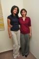 Bindu Madhavi,Anjana Ali Khan @ Veppam Team Interview