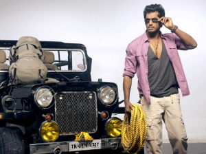 Actor Vishal Krishna in Vetadu Ventadu Movie Photos