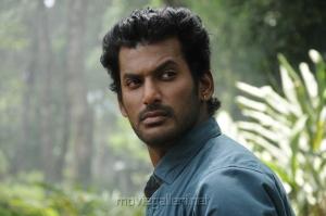 Actor Vishal in Vetadu Ventadu Movie Stills