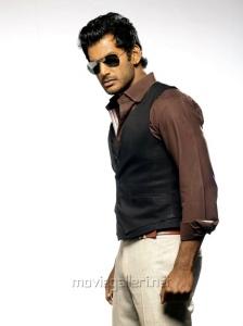 Actor Vishal Krishna Photo Shoot in Vetadu Ventadu Movie