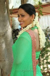 Actress Sanjana Singh at Vetri Movie Audio Release Stills
