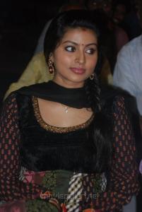 Actress Sneha at Vetri Movie Audio Launch Stills