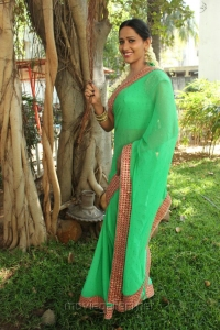 Actress Sanjana Singh at Vetri Movie Audio Launch Stills