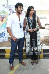 Shakir, Arundhati at Vetri Movie Audio Launch Stills