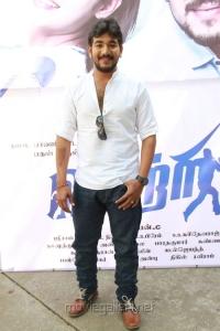 Singer Mano's Son Shakir at Vetri Movie Audio Launch Photos