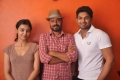 Ajmal,Rudhran,Radhika Apte at Vetri Selvan Movie Shooting Spot Stills
