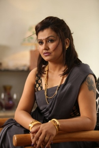 Actress Sona Heiden in Vetrimaran IPS Movie Stills