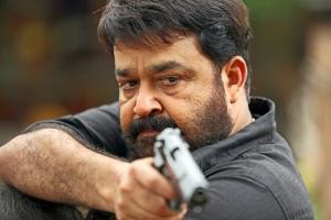 Actor Mohanlal in Vetrimaran IPS Movie Stills