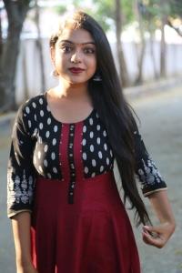 Actress Varsha @ Vetrivel Movie Team Interview Stills