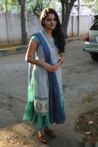Actress Nikila @ Vetrivel Movie Team Interview Stills