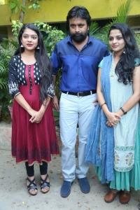 Varsha, Sasikumar, Nikila @ Vetrivel Movie Team Interview Stills