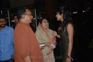 Nassar @ Vettai Premiere Show Pictures