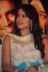 Sameera Reddy @ Vettai Movie Press Meet Stills