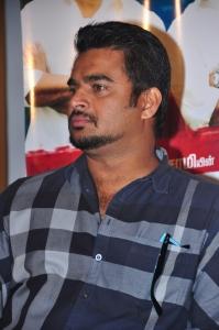 Madhavan @ Vettai Movie Press Meet Stills
