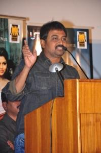 Lingusamy @ Vettai Movie Press Meet Stills