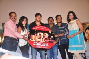 Vettai Movie Press Meet Stills
